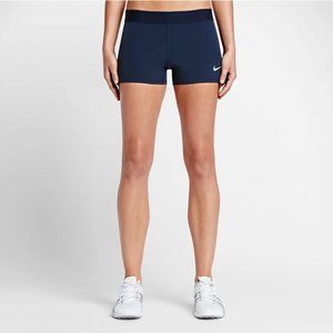 NIKE Stretch Woven Women's Volleyball Shorts Navy
